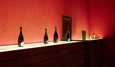 Jouko Lehto Royalty Free Images - Ca del Bosco winery. Franciacorta DOCG Royalty-Free Image by Jouko Lehto