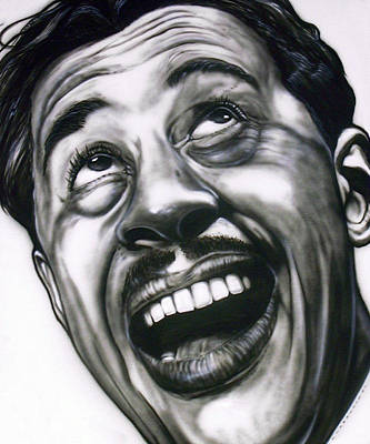 Cab Calloway Print by Mike Underwood