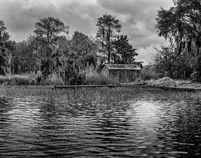 Photograph - Cabin by David Mcchesney