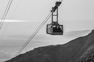 Photograph - Cable Car by Alan Marlowe