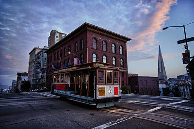 Photograph - Cable Car by David Smith