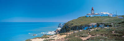 Roca Photograph - Cabo De Roca Portugal by Panoramic Images