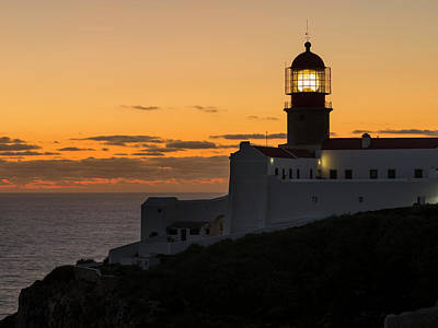 Algarve Wall Art - Photograph - Cabo De Sao Vincente (cape St by Martin Zwick