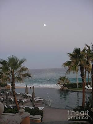 Photograph - Cabo Moonlight by Susan Garren