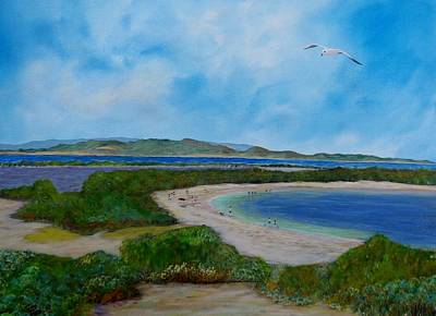 Painting - Cabo Rojo Seascape by Tony Rodriguez