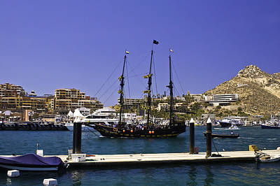 Photograph - Cabo San Lucas 4 by Sherri Meyer