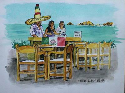 Cabo San Lucas Baja Mexico Original