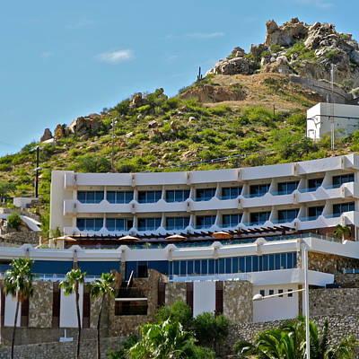 Photograph - Cabo San Lucas Hillside by Kirsten Giving