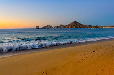 Cabo San Lucas Morning Art Print by Mark Goodman