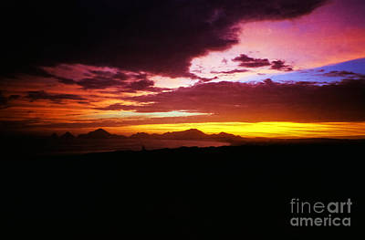 Photograph - Cabo San Lucas Sunset by Suzanne Luft