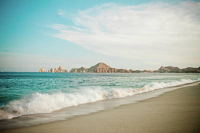 Water Photograph - Cabos San Lucas by Christopher Kimmel