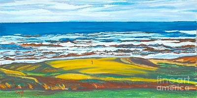 Cabot Links # 14 Art Print by Frank Giordano