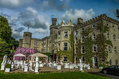Photograph - Cabra Castle - Ireland by Marilyn Burton