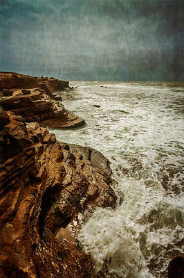 Photograph - Cabrillo Sea by Dave Hall