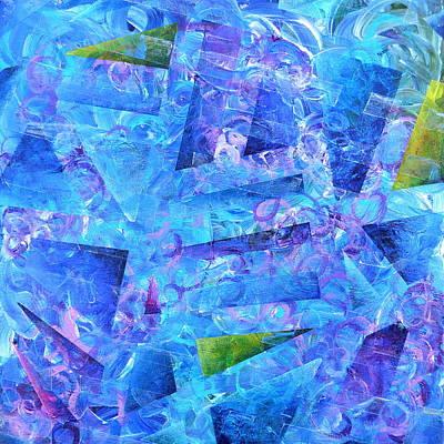 Painting - Cacophony by Regina Valluzzi