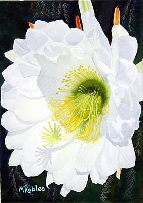 Cactus Flower II Original