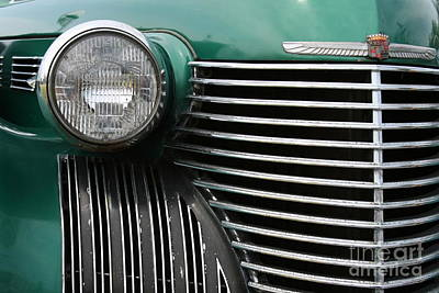 Photograph - Caddy by Crystal Nederman