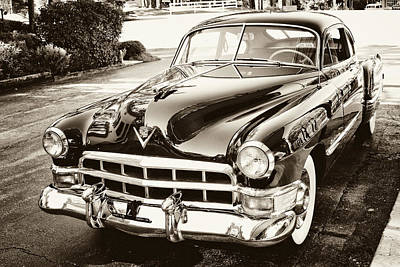 Photograph - Caddy by Tony Grider