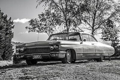 Tony Bennett Photograph - Cadillac Coupe Deville  by Tony Bennett