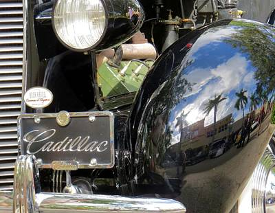 Photograph - Cadillac by Dart and Suze Humeston
