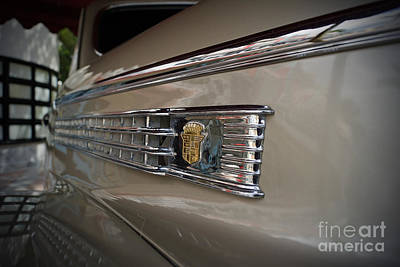 Photograph - Cadillac - Disney's Hollywood Studios by AK Photography