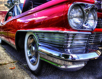 Photograph - Cadillac by Greg Mimbs