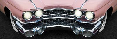 Photograph - Cadillac by Gunter Nezhoda