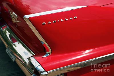 Photograph - Cadillac by John Rizzuto