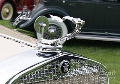 Photograph - Cadillac Phaeton by Neil Zimmerman