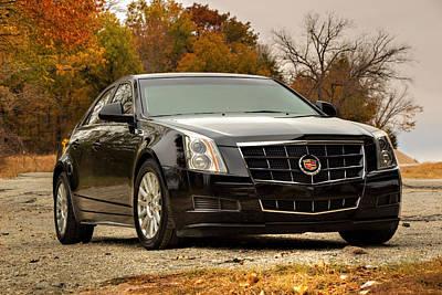 Photograph - Cadillac by Ricky Barnard