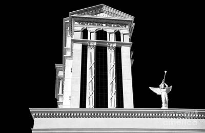 Photograph - Caesars Welcome by John Rizzuto