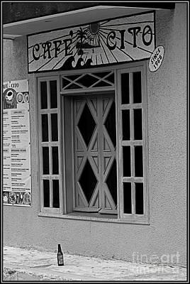 Cafe Del Pueblo Original by Agus Aldalur