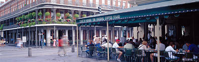 Cafe Du Monde French Quarter New Print by Panoramic Images