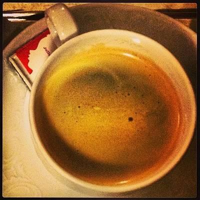 Mozart Photograph - #caffè O #cremebrulé? Al #café by Prenota Per Due