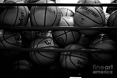 Frank J Casella Royalty-Free and Rights-Managed Images - Caged Dreams - Monochrome by Frank J Casella