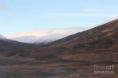 Photograph - Cairngorms by David Grant