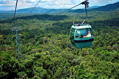 Stock Male Photograph - Cairns, Australia, Kuranda Rainforest by Miva Stock
