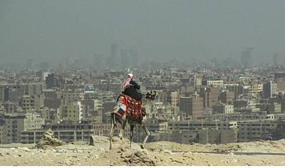 Art Print featuring the photograph Cairo Egypt by Jennifer Wheatley Wolf
