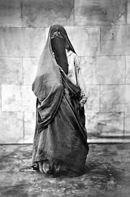 Cairo Woman Art Print by Granger