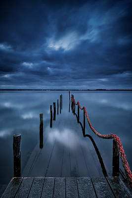 Perspective Wall Art - Photograph - Cais by Rui Ribeiro
