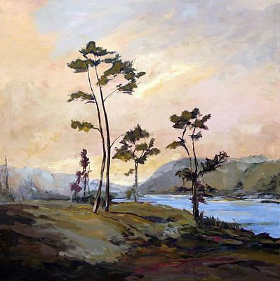 Painting - Calabash River by J R Baldini