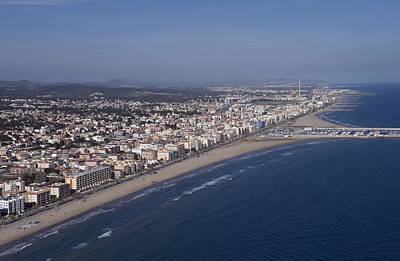 Photograph - Calafell  Province Of Tarragona by Jordi Todo Vila
