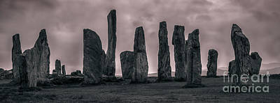Photograph - Calanais by Matt  Trimble