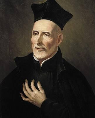 Calasanz, Saint Joseph 1556-1648 Art Print by Everett