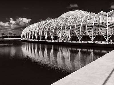 Photograph - Calatrava 7 by Gordon Engebretson