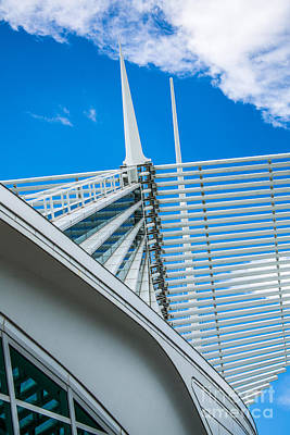 Calatrava Point Art Print