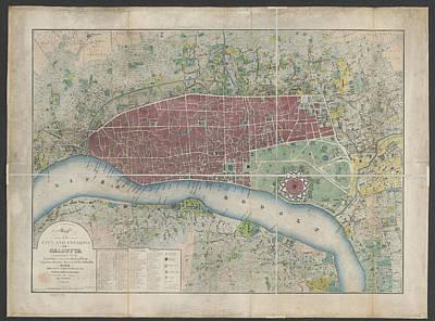 Calcutta Photograph - Calcutta by British Library