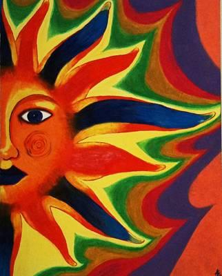 Painting - Calcutta Summer by Drew Shourd
