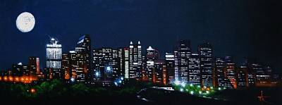 Calgary Canada Original by Thomas Kolendra