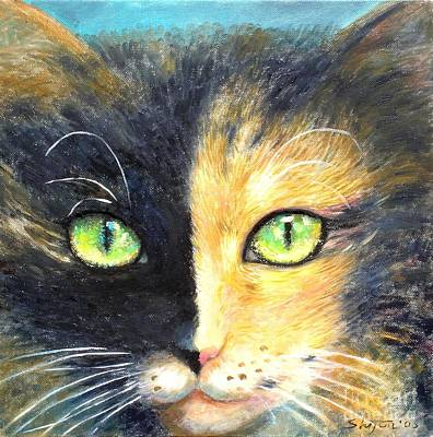 Calico Cat Original